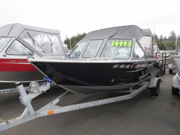 River Hawk 2190 GBX