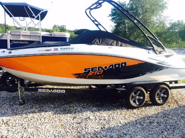 Sea-Doo Sport Boats 210 SP
