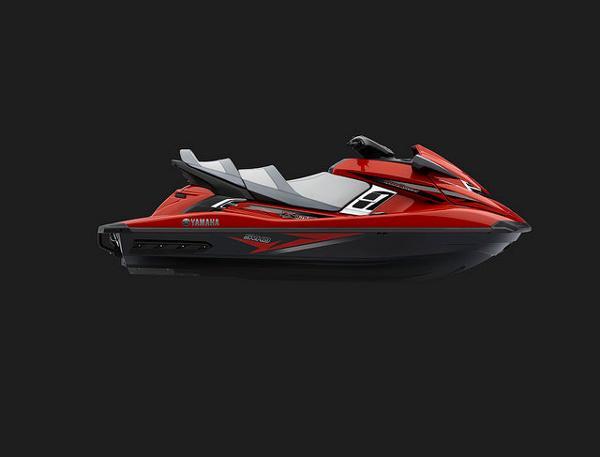 Yamaha WaveRunner FX Cruiser SHO