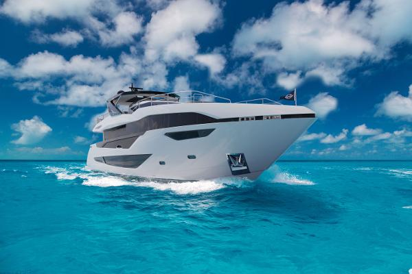Sunseeker 100 Yacht Manufacturer Provided Image
