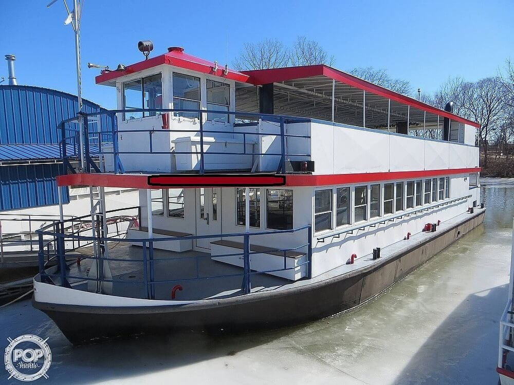 Twin City Passenger Vessel 1984 Twin City Passenger Vessel for sale in Marine City, MI