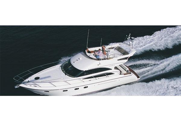 Princess 45 Flybridge Manufacturer Provided Image: External View