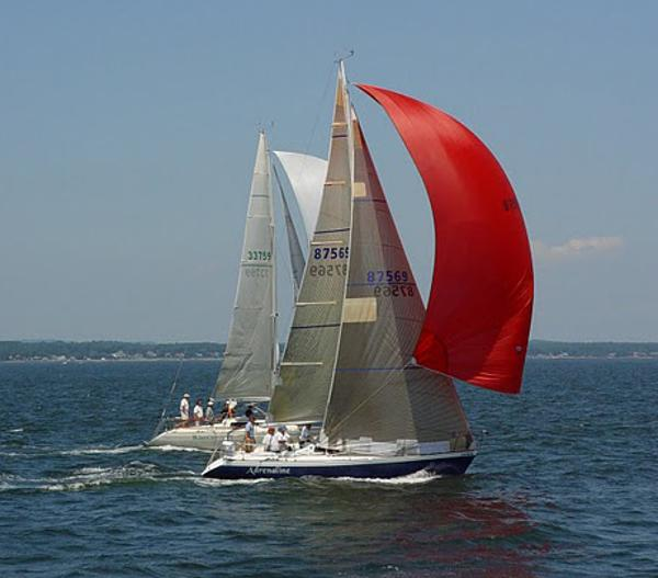 Soverel 33 Republic Built Under sail