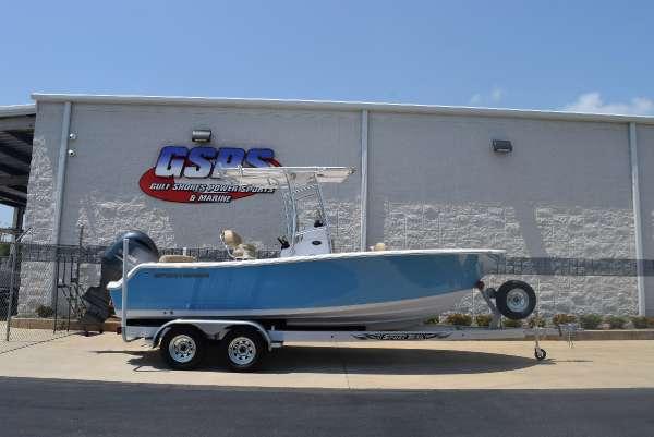 Sportsman Boats Heritage 211