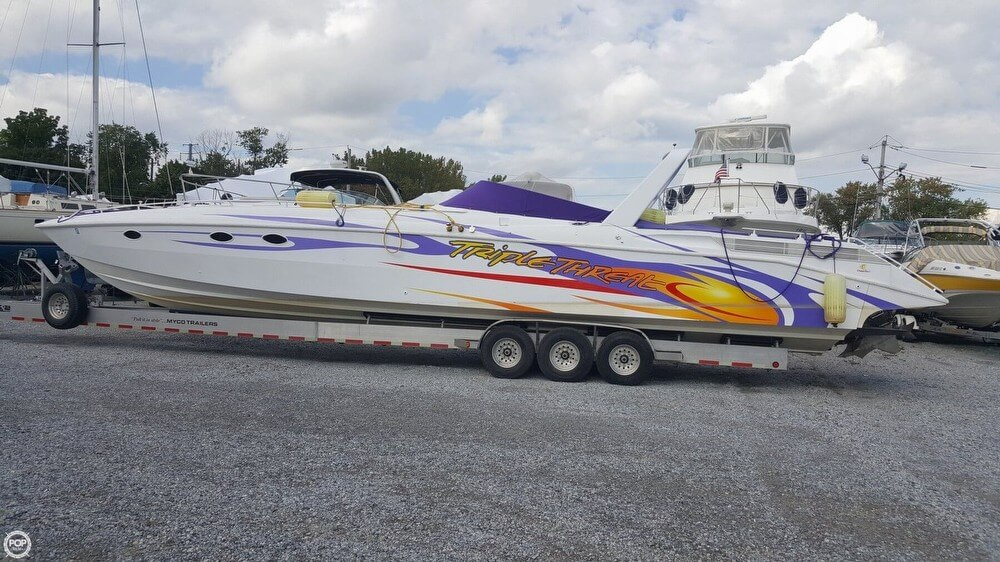 Scarab Meteor 5000 1988 Scarab Meteor 5000 for sale in Stony Point, NY