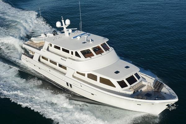 Offshore Yachts 87 Voyager