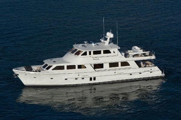 Offshore Yachts 92 Voyager Manufacturer Provided Image