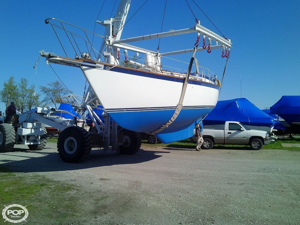 Endeavour 37 Sail Plan-C Tall Rig 1981 Endeavour 37 Sail Plan-C Tall Rig for sale in Ashtabula, OH
