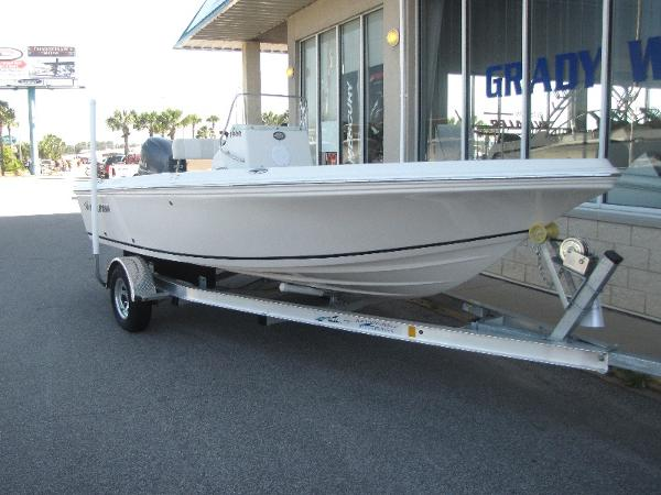 Sailfish 1900 Bay Boat