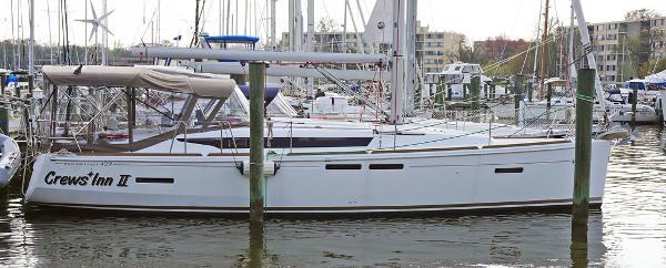 Jeanneau Sun Odyssey 409 '15 Jeanneau 409 Sun Odyssey-3 cabin layout