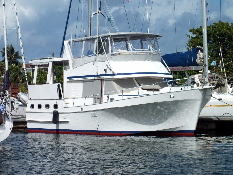 Marine Trader Sundeck 44