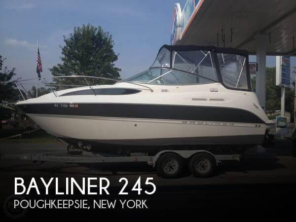 Bayliner 245 2008 Bayliner 245 for sale in Poughkeepsie, NY