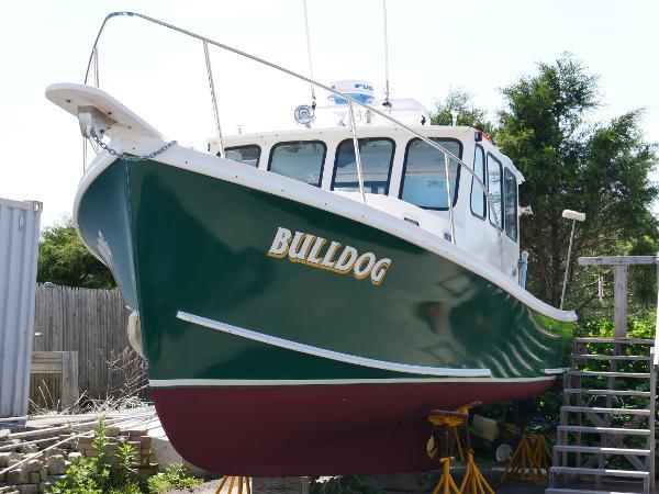 BHM SeaWorthy Boats Tuna Bass Lobster fisherman