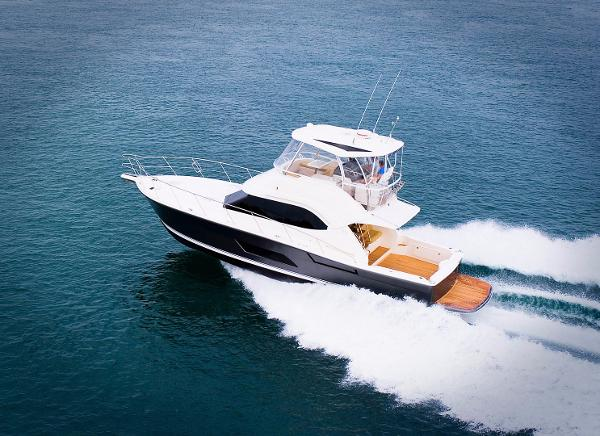 Riviera 43 Open Flybridge Manufacturer Provided Image: Manufacturer Provided Image