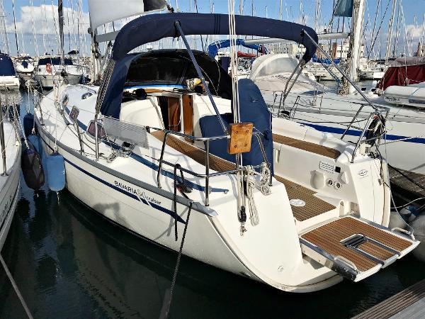 Bavaria 34 Cruiser Image 1