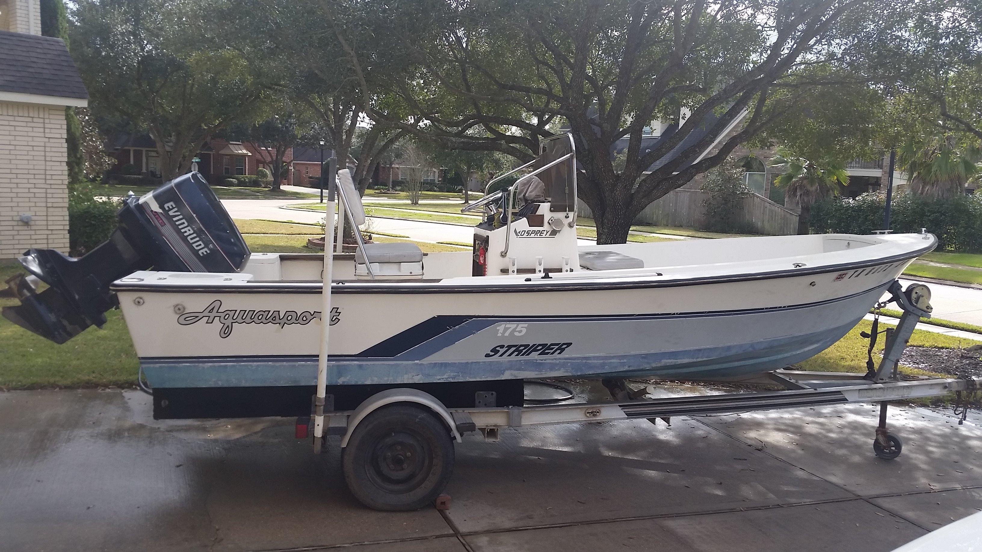 Aquasport 175 Striper