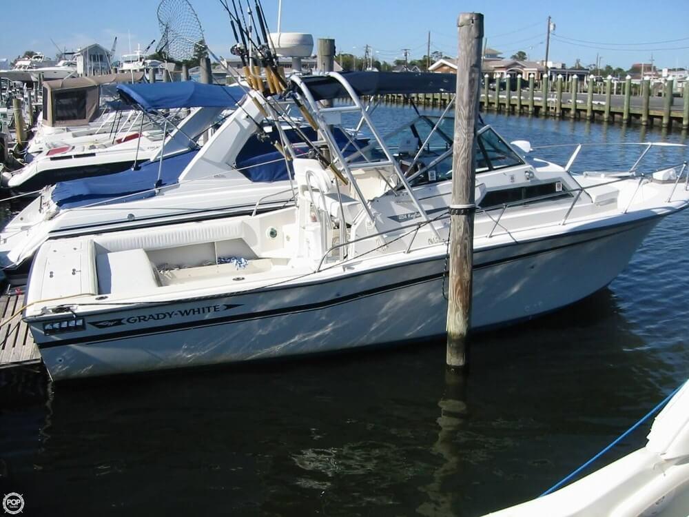 Grady-White 254 KingFisher 1981 Grady-White 254 Kingfisher for sale in Bay Shore, NY