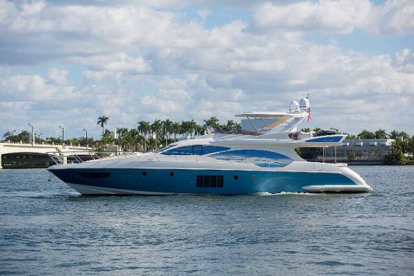 Azimut Flybridge WINE KNOT