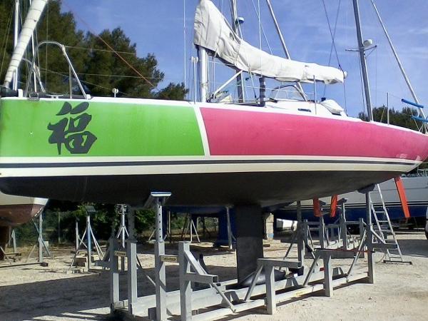 Structures Pogo 8,50 voilier occasion - pogo 8.50  - atout nautisme
