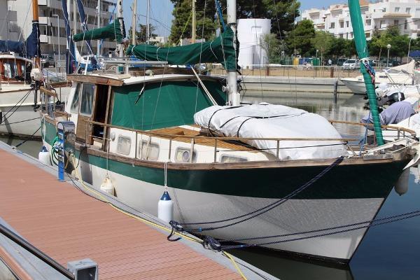 siltala yacht Nauticat 33
