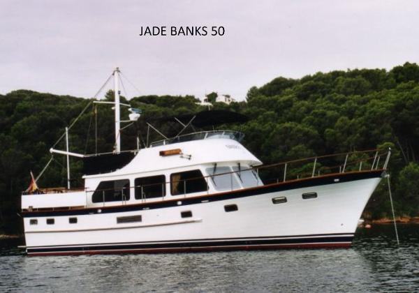 Grand Banks 50 Jade Banks 50