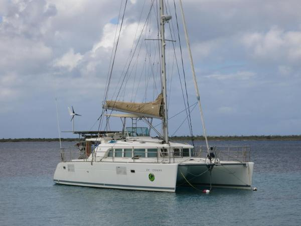 Lagoon 440 Owners Version EU-VAT paid