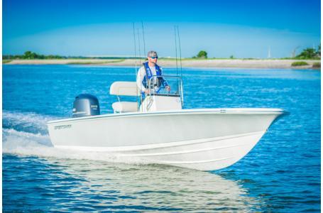 Sportsman Boats 20 ISLAND BAY