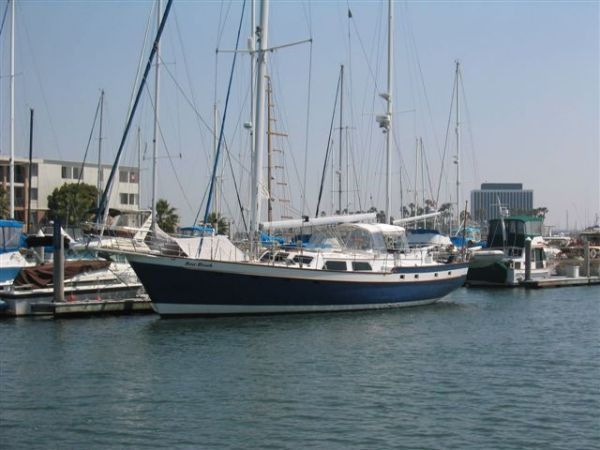68 Irwin Ketch Photo 1