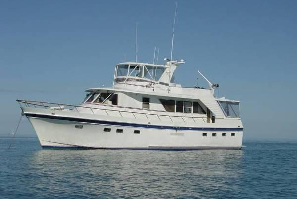 DeFever Performance Offshore Cruiser