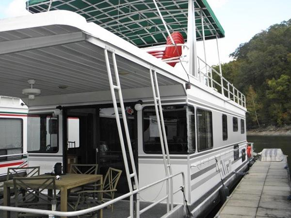 Jamestowner 14 x 54 Houseboat