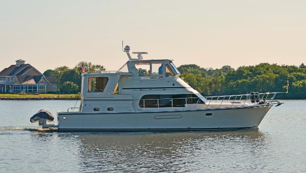 Novatec Islander Sport Yacht Profile