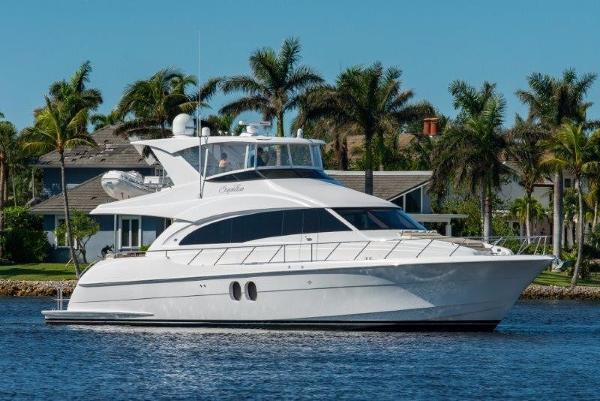 Hatteras 60 Motor Yacht Profile