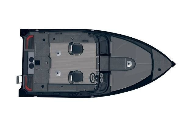 Alumacraft Competitor 185 FSX