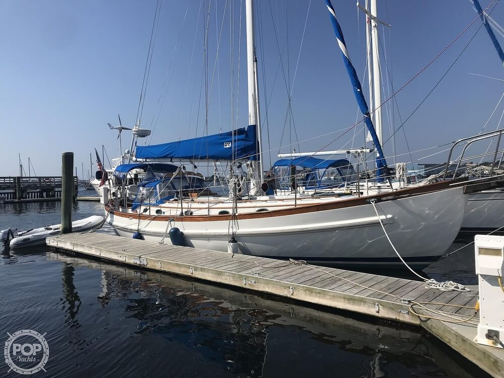 Lord Nelson 41 1982 Lord Nelson 41 for sale in New Bedford, MA