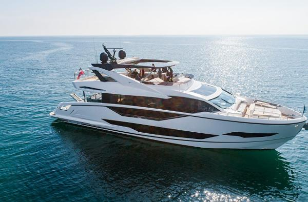Sunseeker 90 Ocean Manufacturer Provided Image