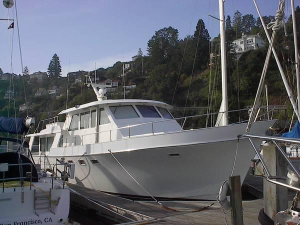 Nordlund Pilothouse Motor Yacht