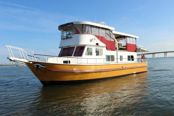Monark Motor Yacht