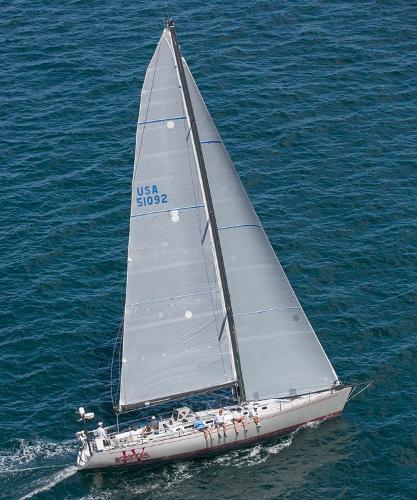 Santa Cruz 52 Racing