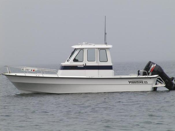 Maritime 23 Voyager