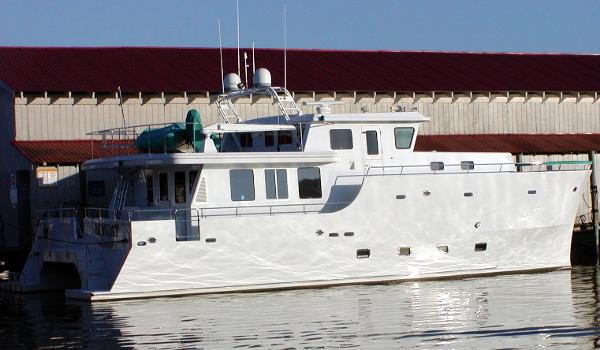 Seascape Trawler Cat Seascape 55' Trawler Catamaran