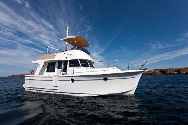 Beneteau Swift Trawler 34 Sistership Profile