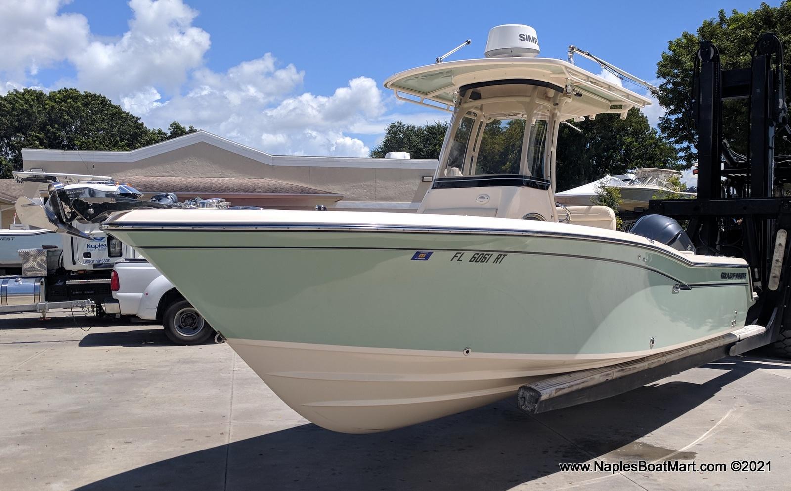 Grady-White Fisherman 236