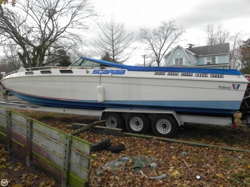 Wellcraft Scarab 38 1979 Wellcraft 38 for sale in Selbyville, DE