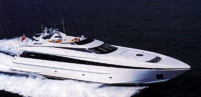 Heesen 35 meters OPUSII bird view