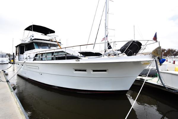Concord Motor yacht