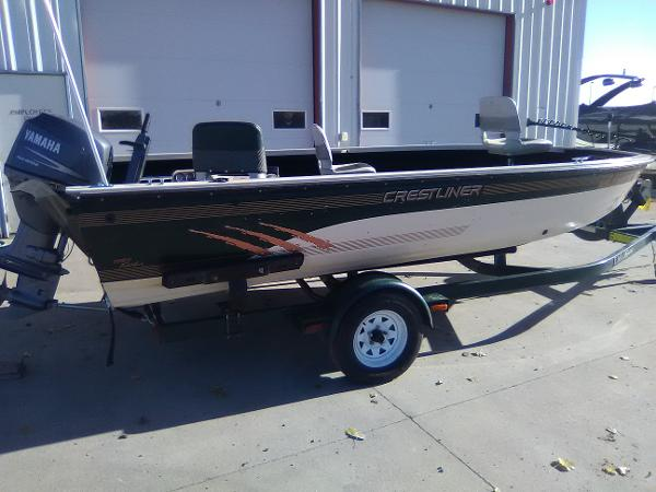 Crestliner 1750 Fish Hawk