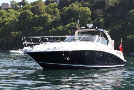 Sea Ray Sundancer 455