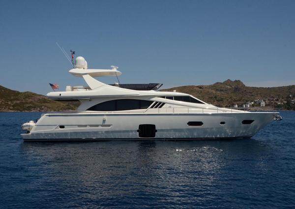 Ferretti Yachts 750 Ferretti 750