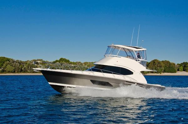 Riviera 45 Open Flybridge Manufacturer Provided Image