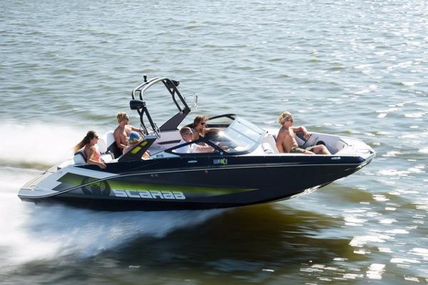 Scarab 215 HO Impulse Wake